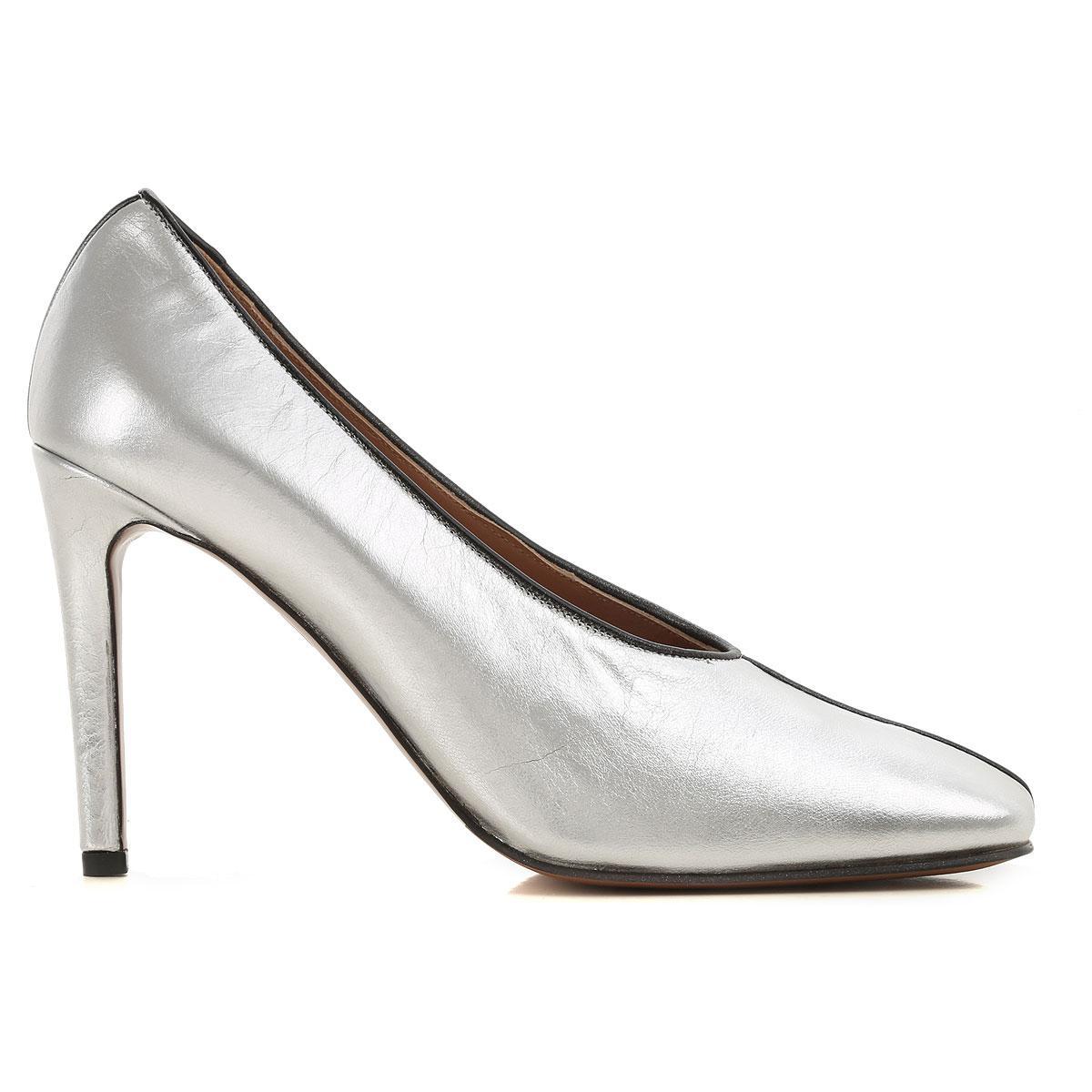614ad479de8 L Autre Chose - Metallic Pumps   High Heels For Women On Sale - Lyst. View  fullscreen