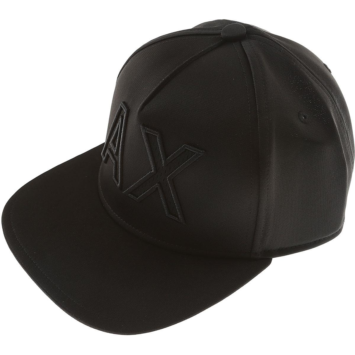 098fd229 Lyst - Emporio Armani Hat For Women On Sale in Black for Men - Save ...