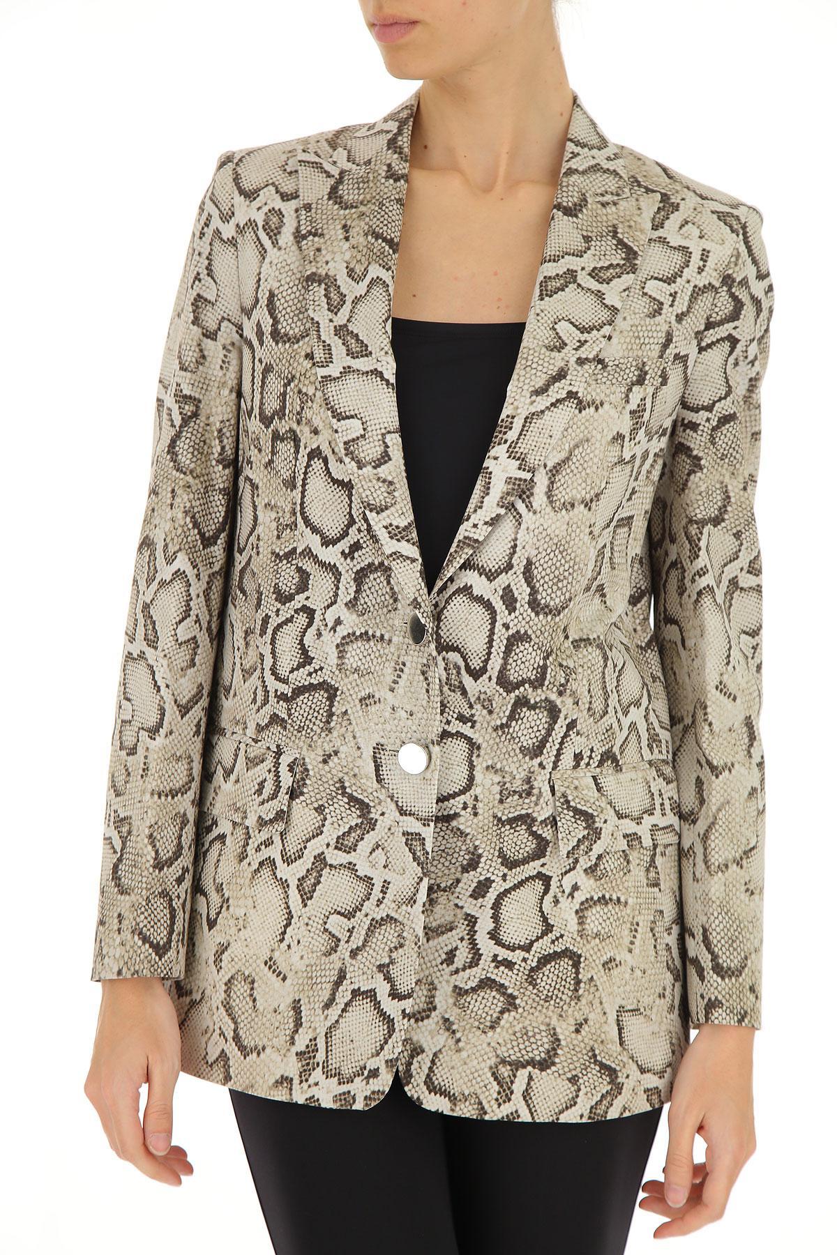 cd39480e38 Pinko - Natural Blazer For Women - Lyst. View fullscreen