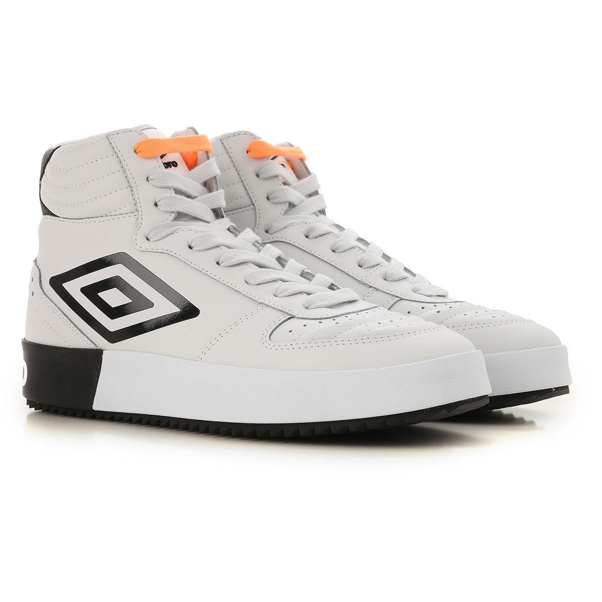 Umbro Uomo RFP38077S Sneakers Autunno//Inverno Pelle Sintetico