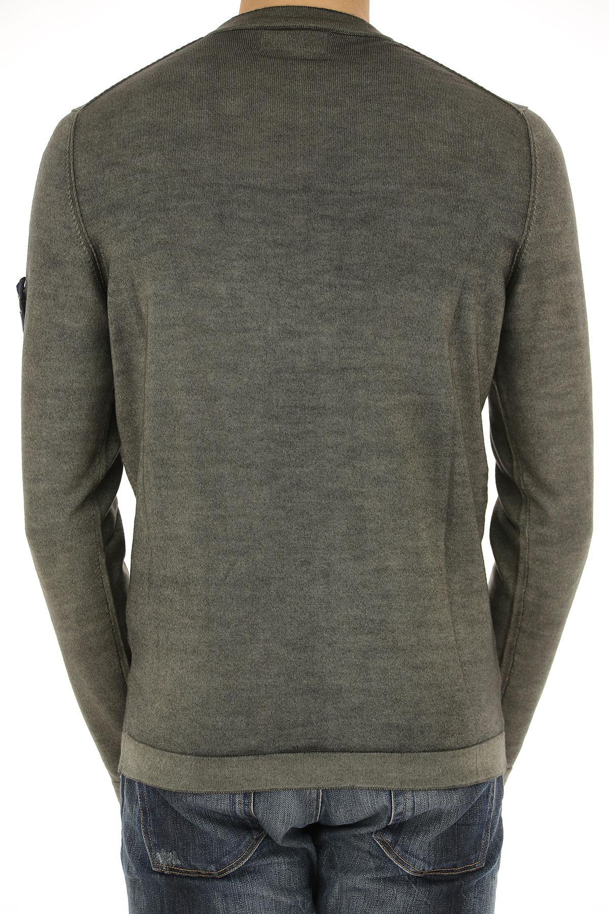 Stone Island Wool Clothing For Men for Men