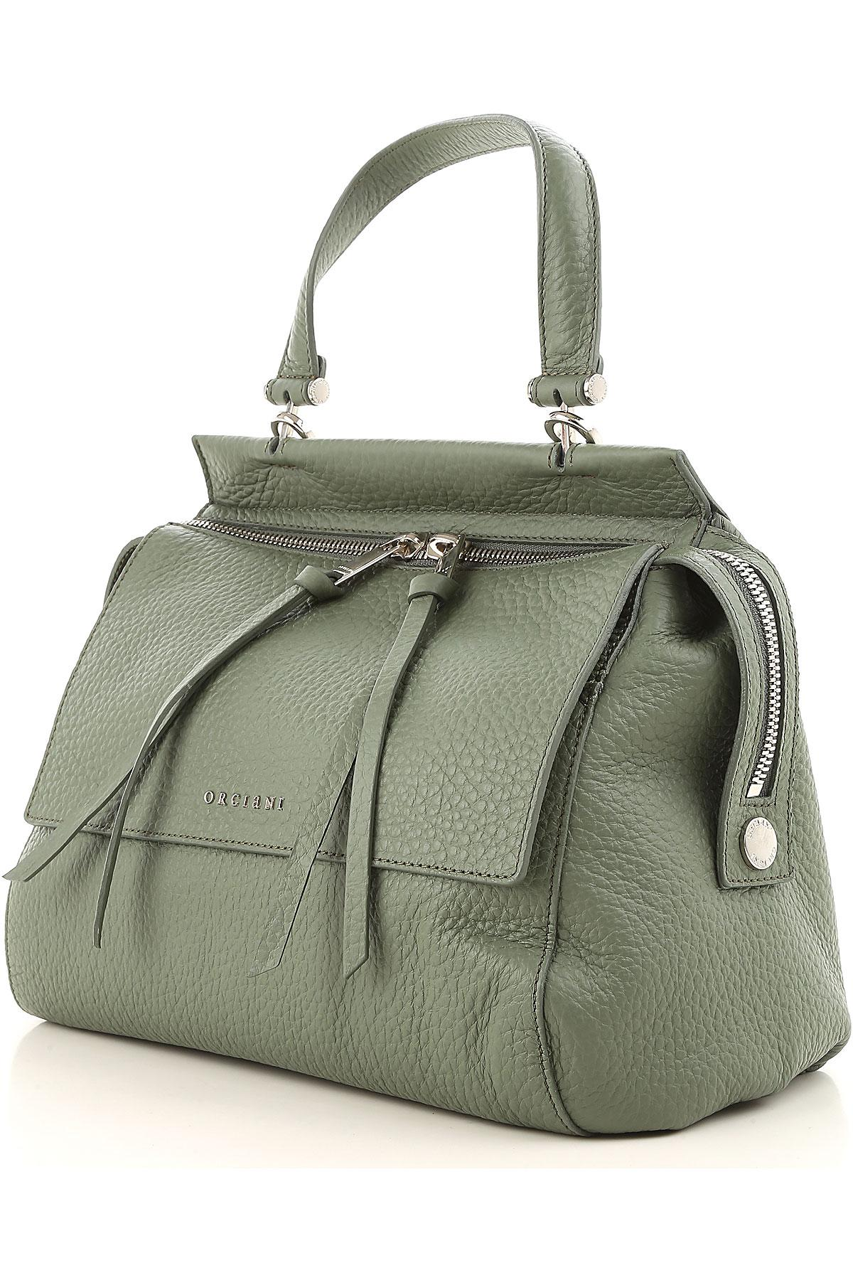 2a821db8d113 Orciani - Green Handbags - Lyst. View fullscreen