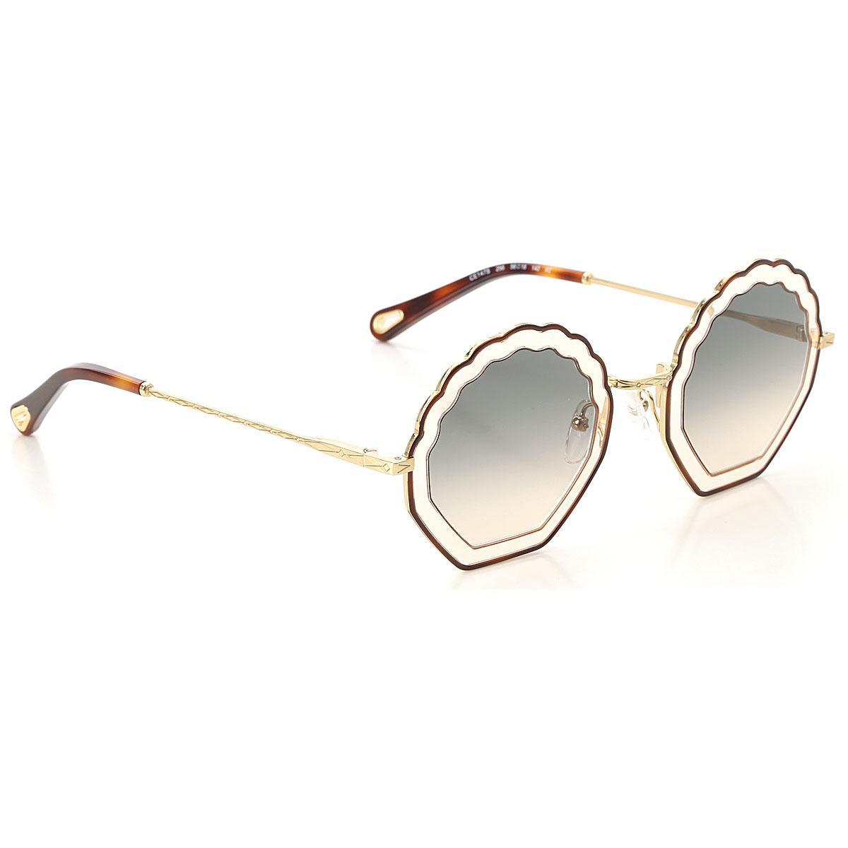 b1623fcb6d Lyst - Gafas y Lentes de Sol Chloé