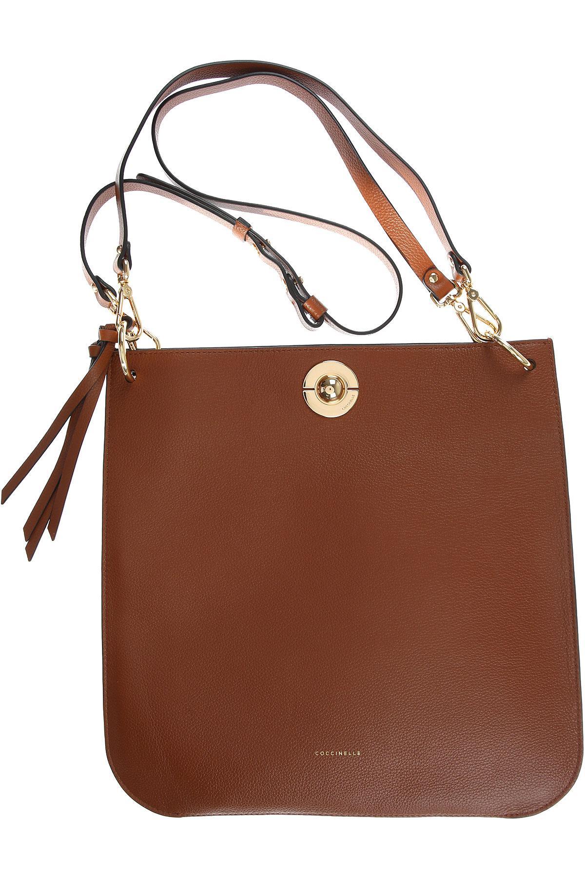 f1990ebb3606 Coccinelle - Brown Handbags - Lyst. View fullscreen