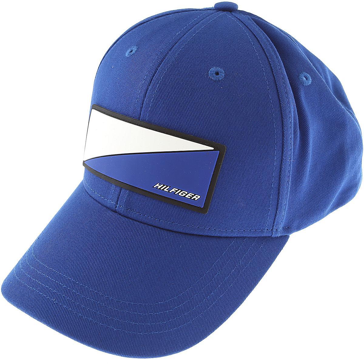 2d09697749 Sombrero de Hombre Tommy Hilfiger de hombre de color Azul - Lyst