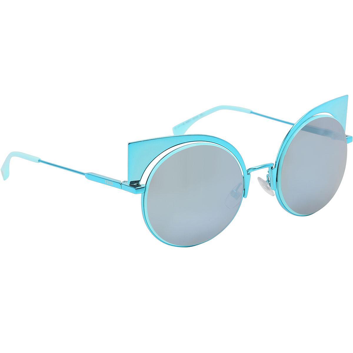 76a77120b8 Fendi - Blue Gafas y Lentes de Sol Baratos en Rebajas - Lyst. Ver en  pantalla completa