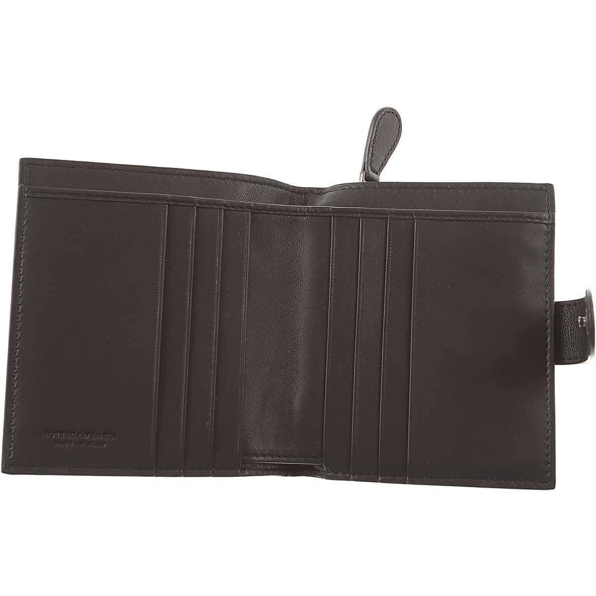 6bda2b6b02bd Bottega Veneta - Black Wallet For Women On Sale - Lyst. View fullscreen