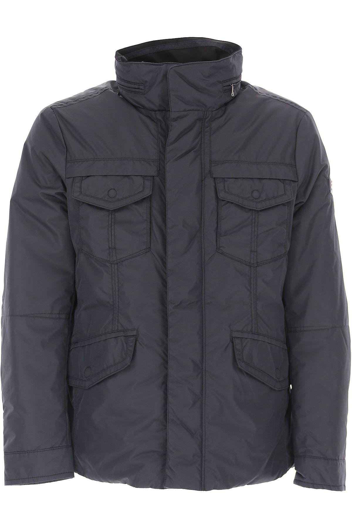 new products 2e3cb 41932 Blue Jacket For Men On Sale In Outlet