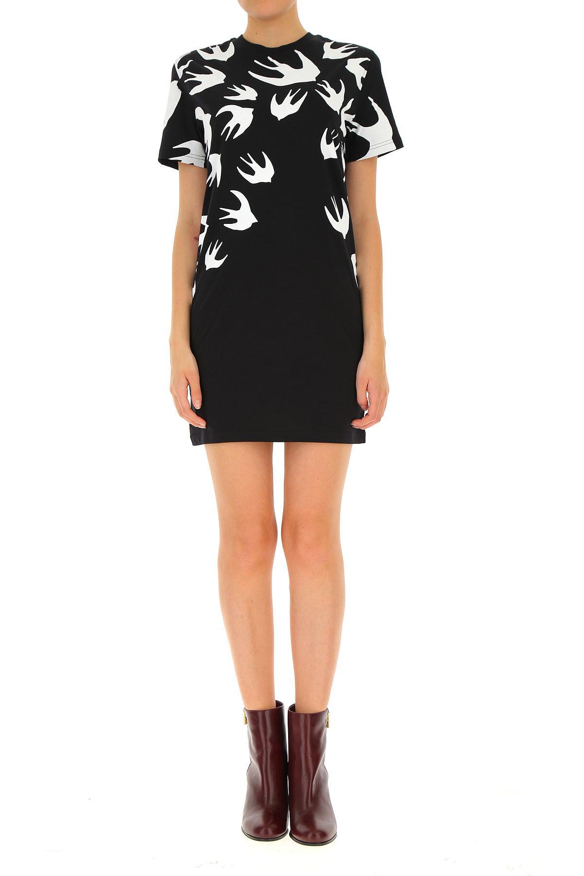 Robe Femme McQ en coloris Noir