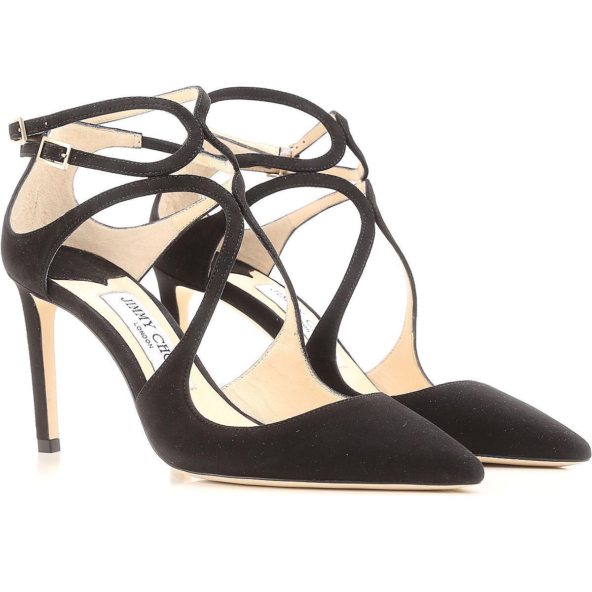 Jimmy Choo Shoes For Women In Black
