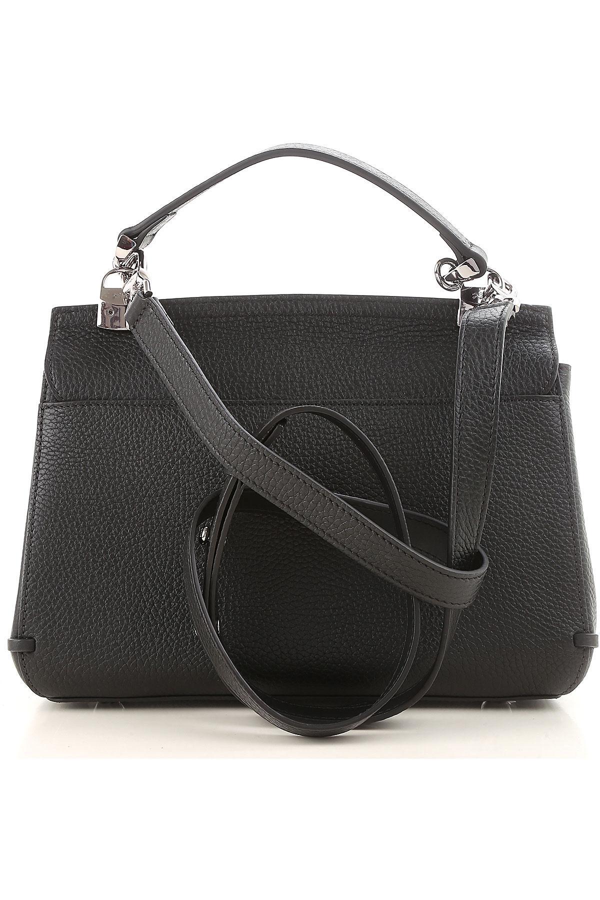 99397efa3f Sac Bandoulière Femme Pas cher en Soldes Longchamp en coloris Noir ...