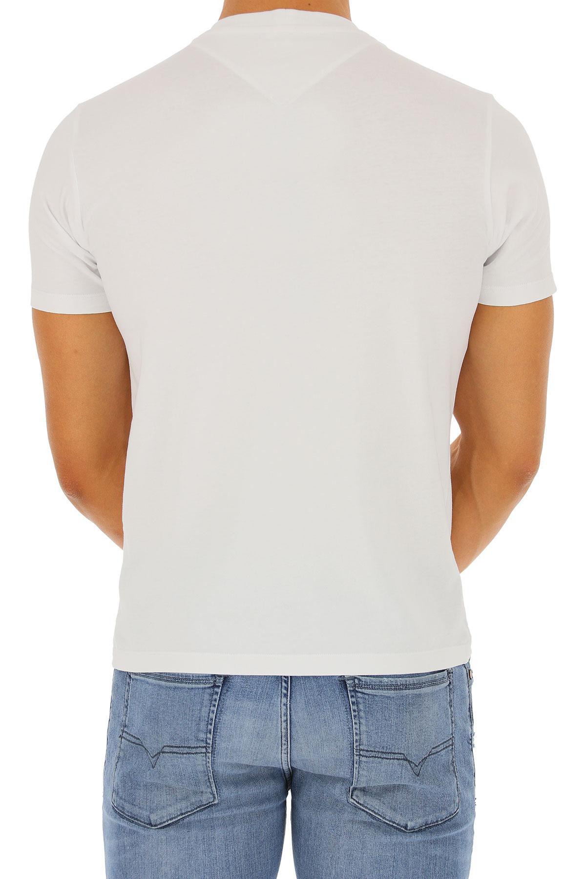 KENZO T-shirt For Men On Sale in White for Men