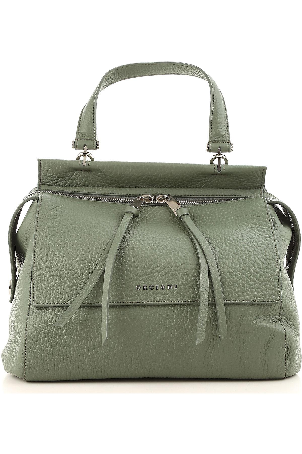 Lyst - Orciani Handbags in Green - Save 5% e1bea98796854