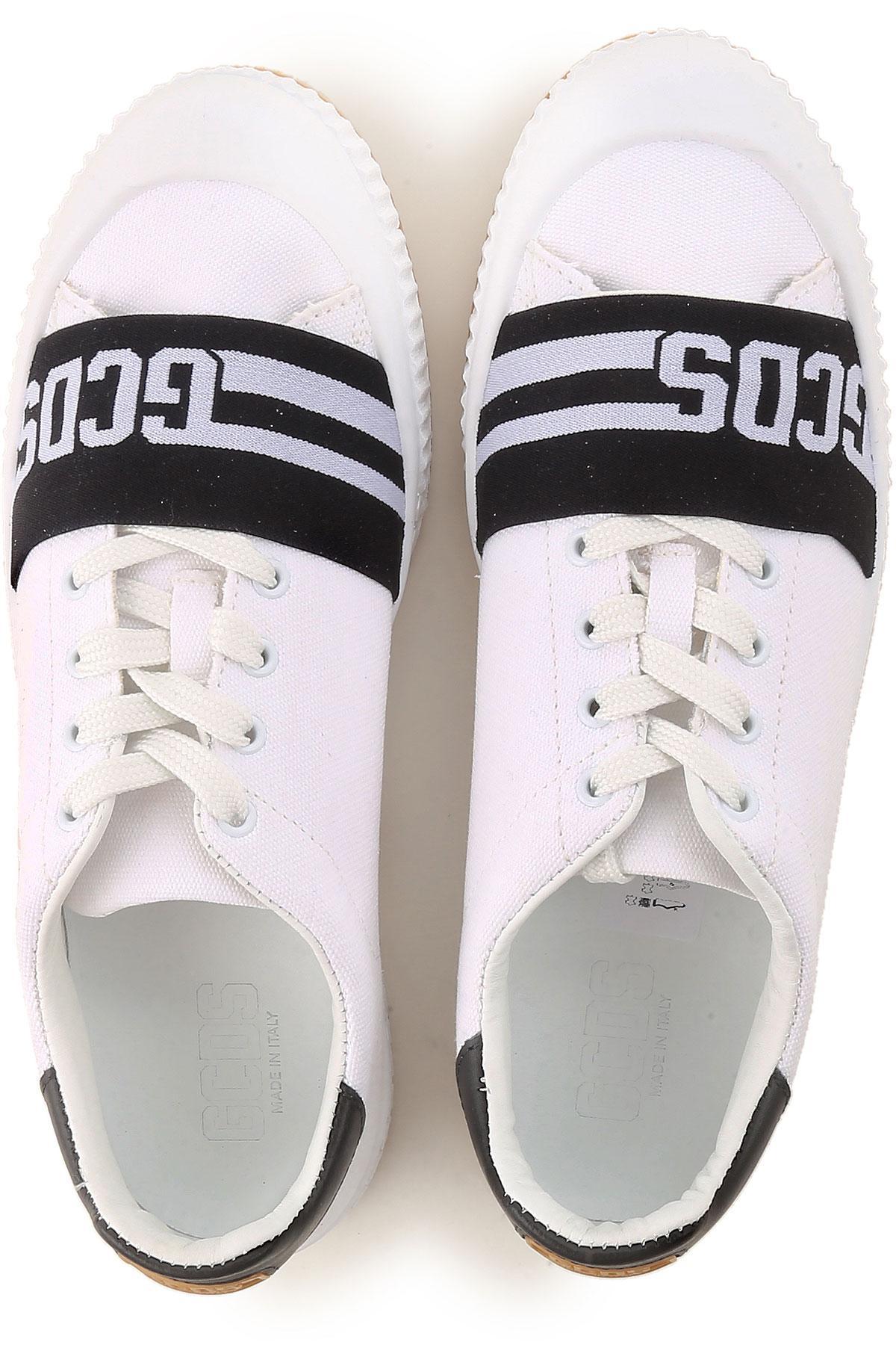 8b386f6ef28 Lyst - Sneaker Homme Pas cher en Soldes Gcds pour homme en coloris Blanc