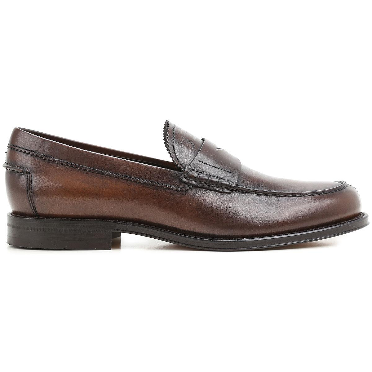Tod's Leather Loafers For Men for Men