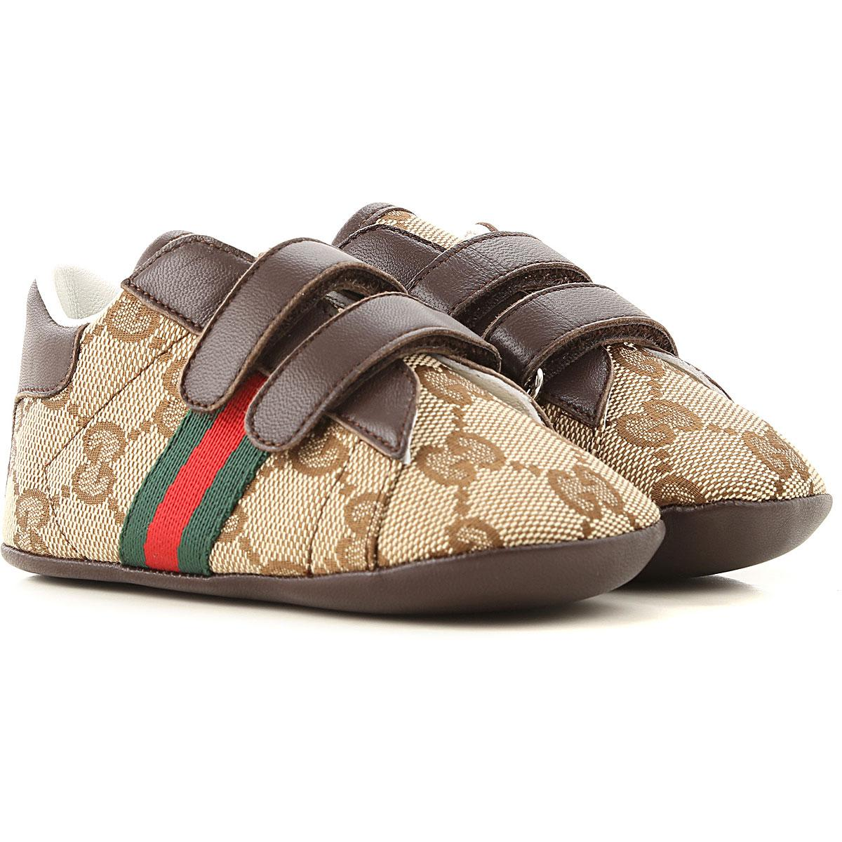 2b27658b Gucci Baby Boy Clothing On Sale in Natural for Men - Lyst