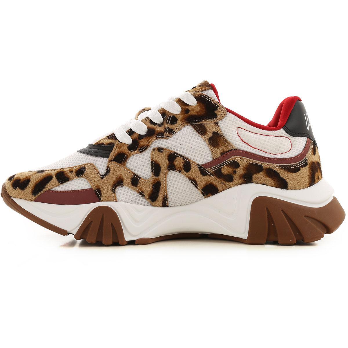 Sneaker Homme Pas cher en Soldes Versace pour homme en coloris Neutre jbL8