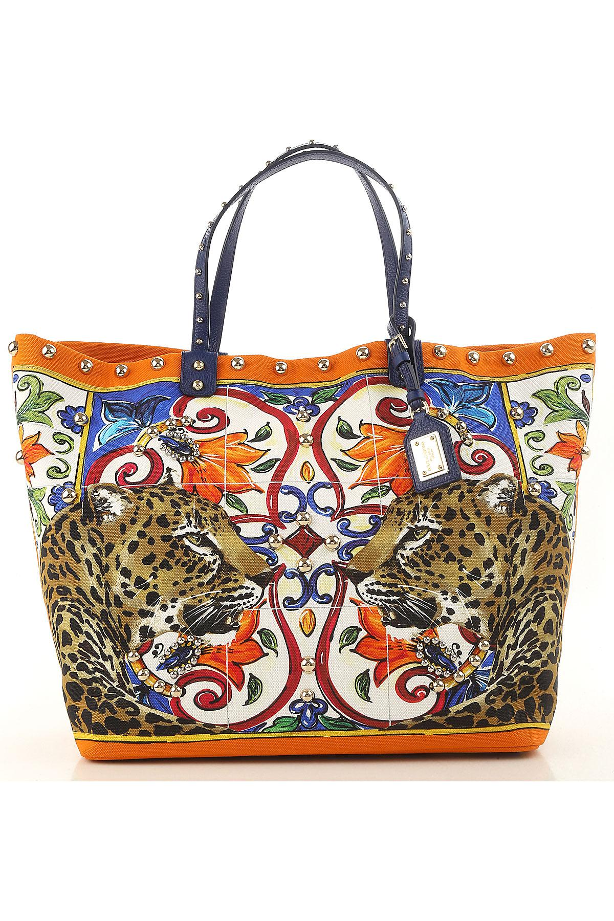 9935df4479d9 Lyst - Dolce   Gabbana Tote Bag On Sale in Blue