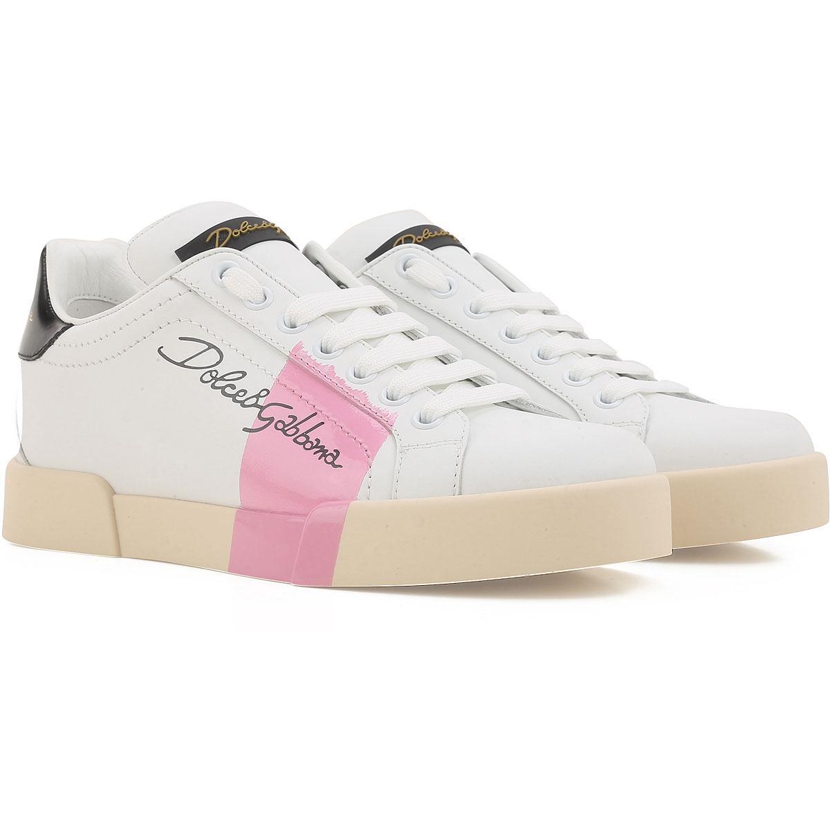 Dolce \u0026 Gabbana Sneakers For Women On