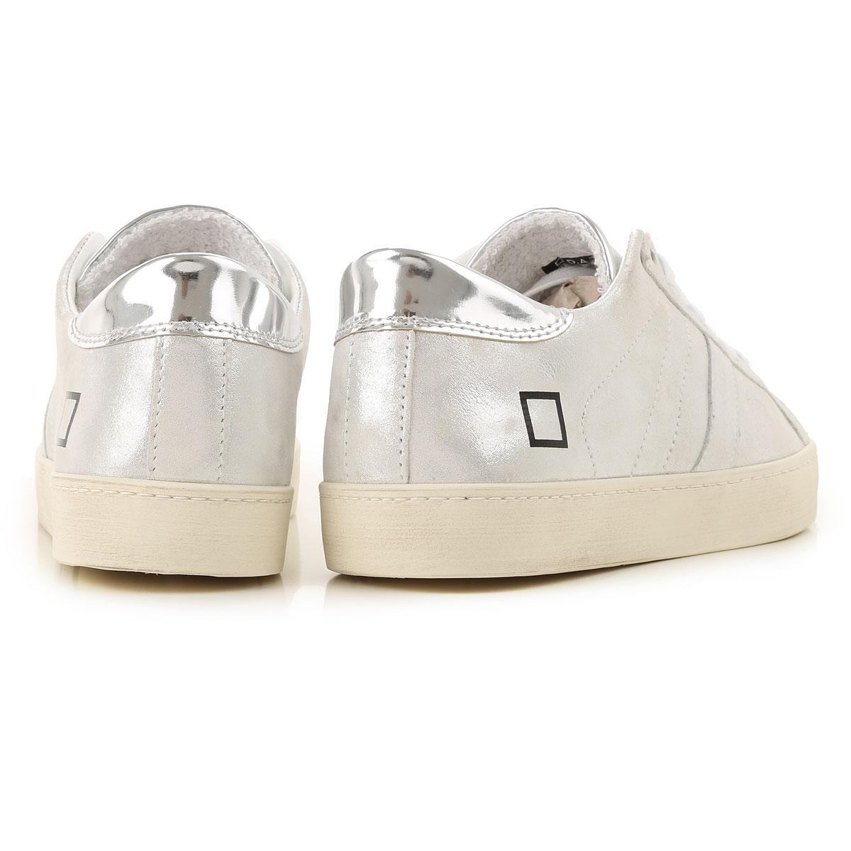 Zapatillas Deportivas de Mujer Date de color Blanco