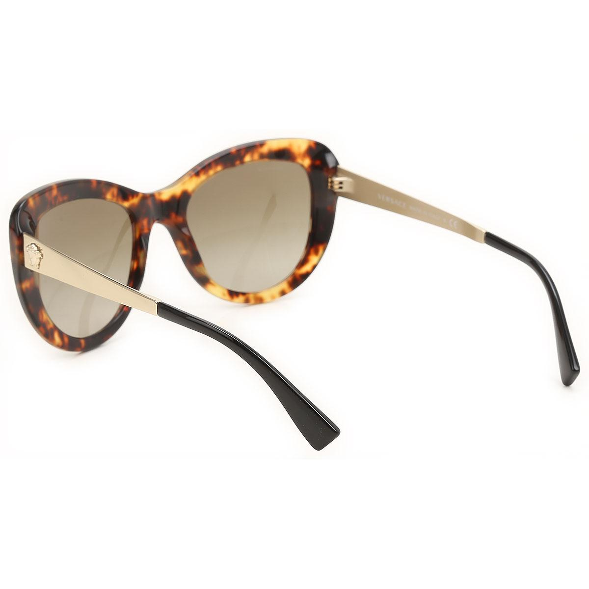 Versace Leather Sunglasses On Sale