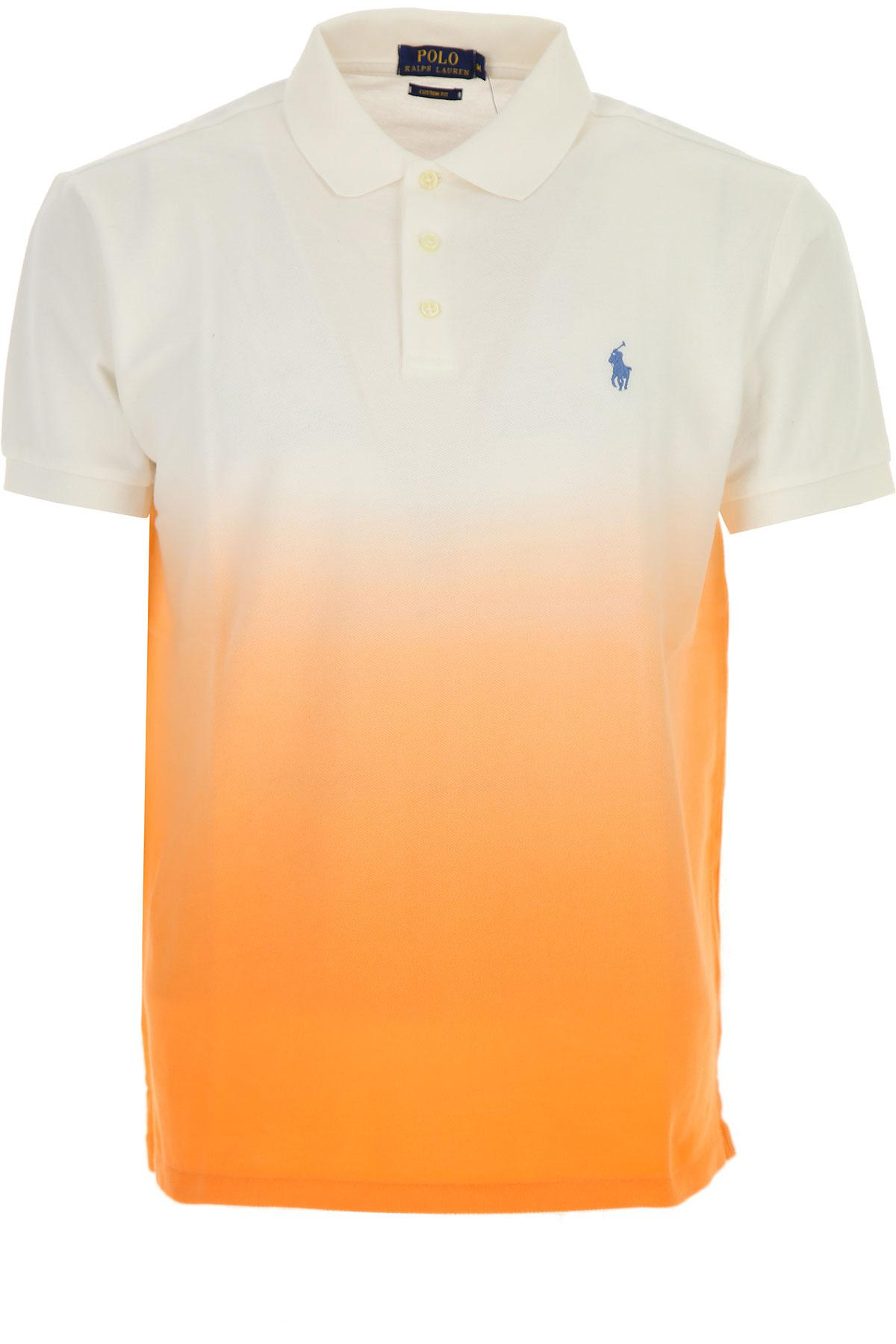 Lyst Ralph Lauren Polo Shirt For Men On Sale In Outlet In White