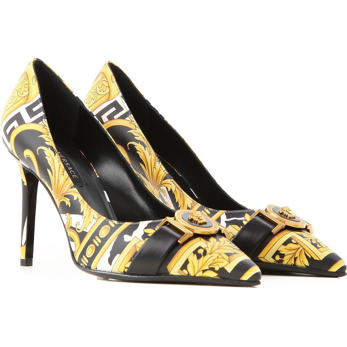 Versace Pumps \u0026 High Heels For Women On