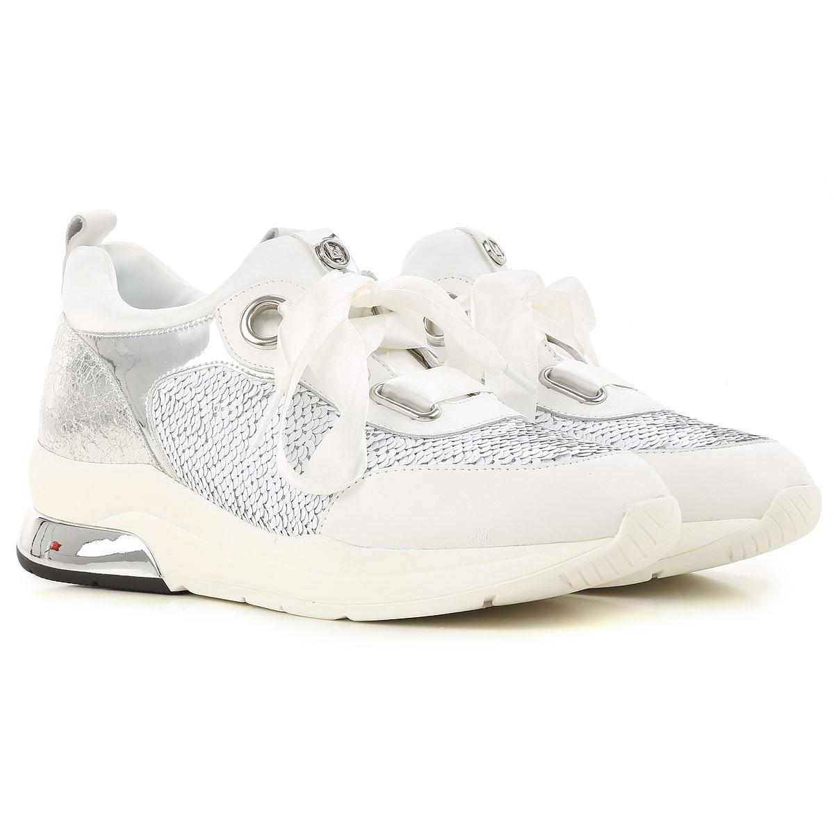 Lyst - Liu Jo Shoes For Women in White 1782360fa22