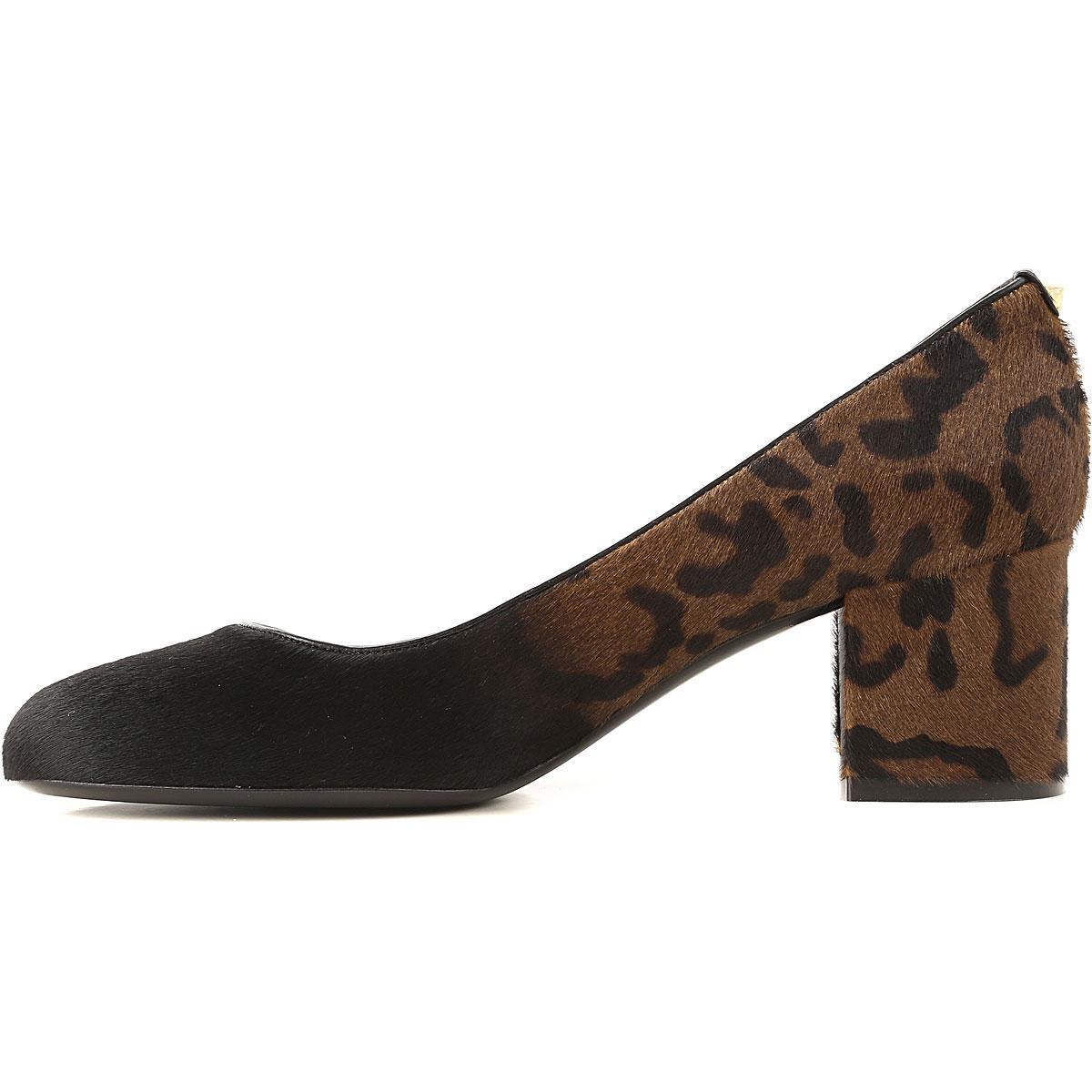 Zapatos de Tacón de Salón Baratos en Rebajas Outlet Ferragamo de color Negro