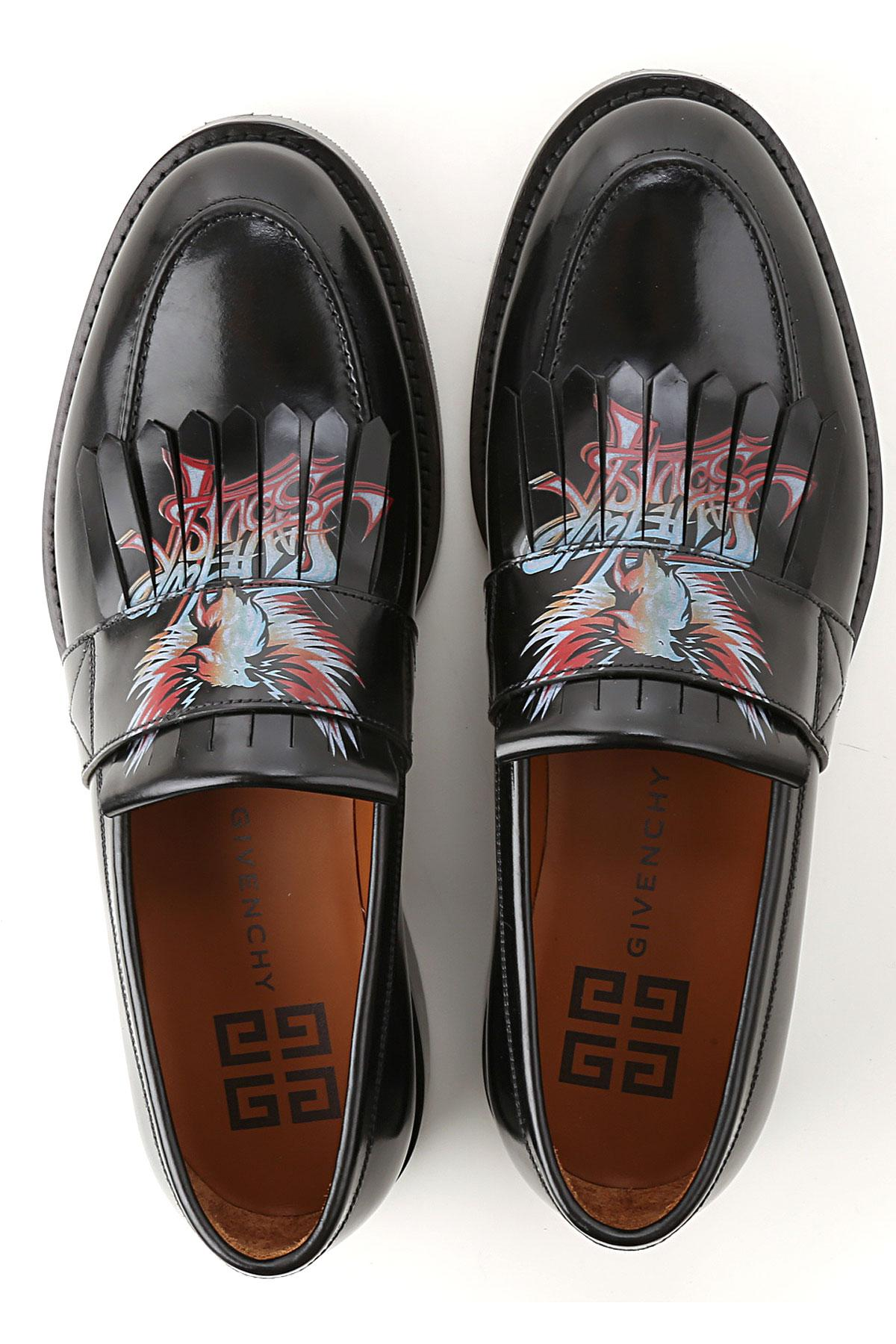 1fab4a1cdf4 Givenchy - Black Loafers For Men On Sale for Men - Lyst. View fullscreen