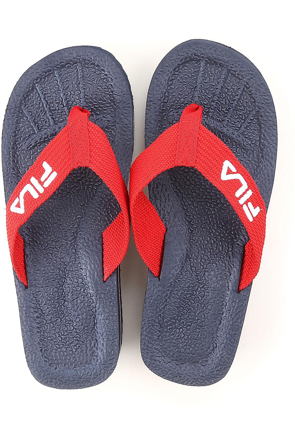 Fila Shoes For Men in Red for Men