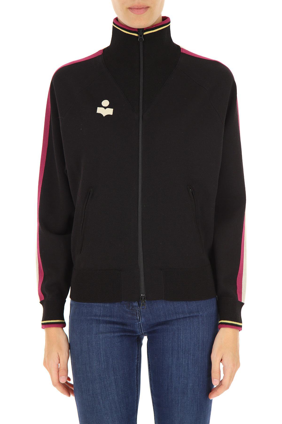 Sweatshirt for Women Synthétique Isabel Marant en coloris Noir