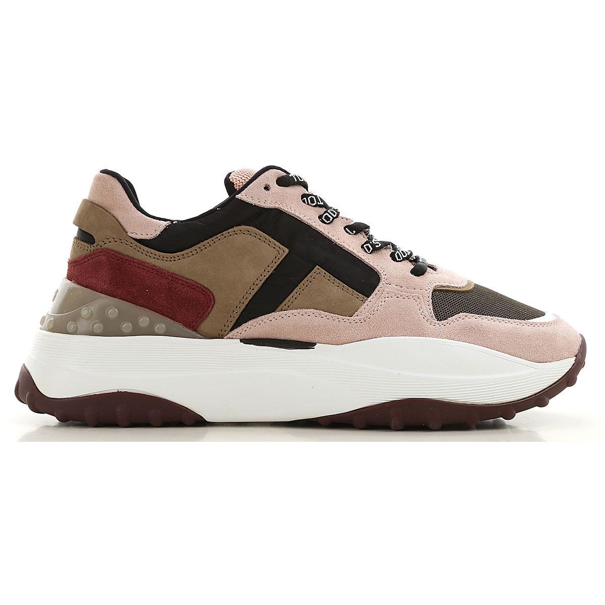 Zapatos de Mujer Baratos en Rebajas Tod's de color Morado