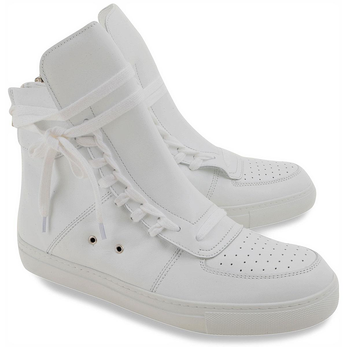 526371f8166b52 Lyst - Kris Van Assche Sneakers For Men On Sale in White for Men