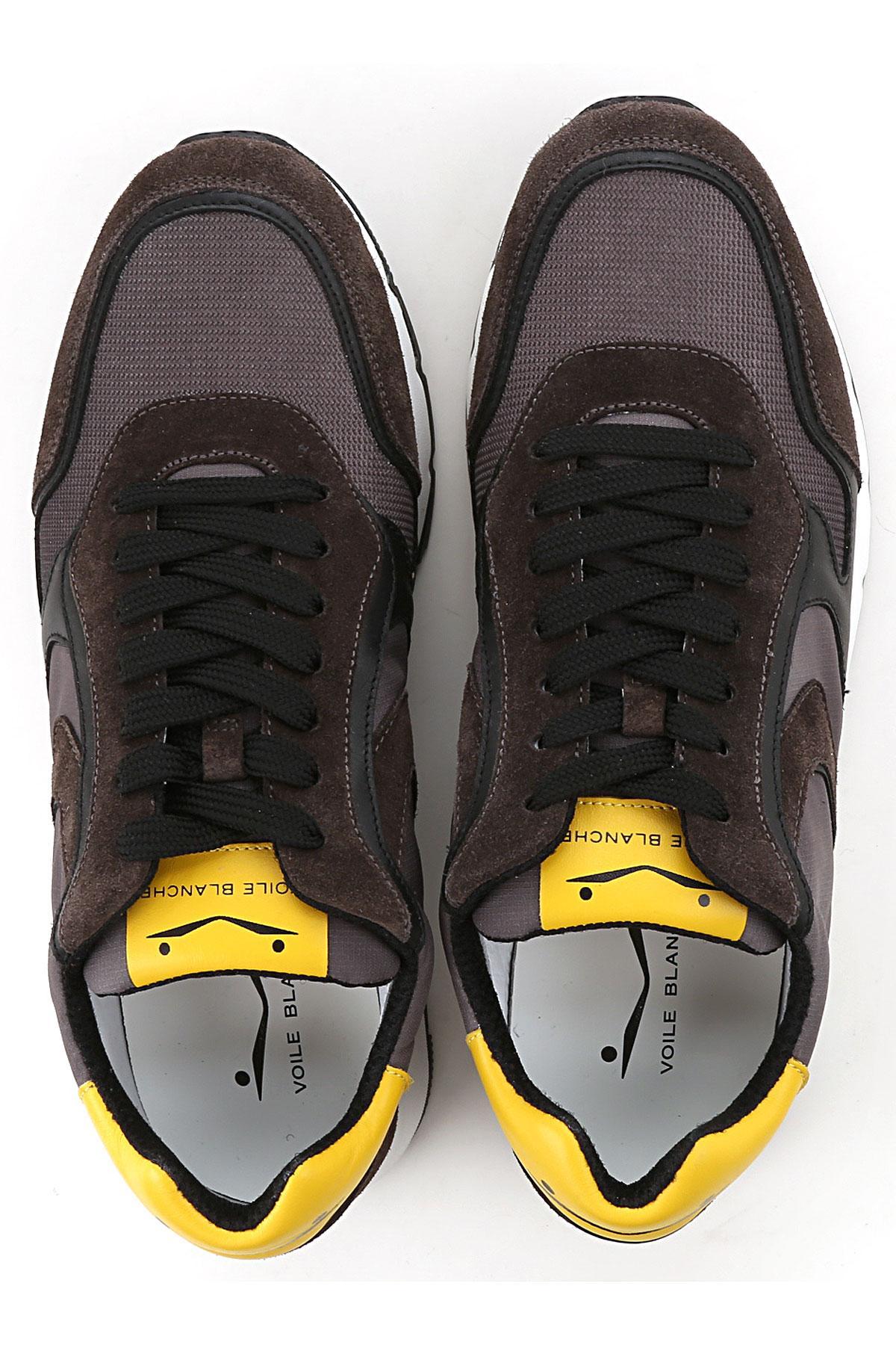 Zapatillas Deportivas de Hombre Voile Blanche de hombre de color Negro