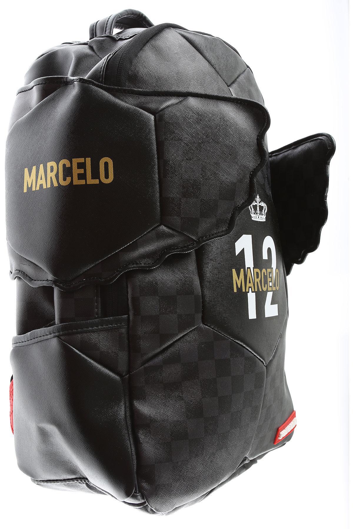 11d780ab796 Sprayground Backpack For Men in Black for Men - Lyst