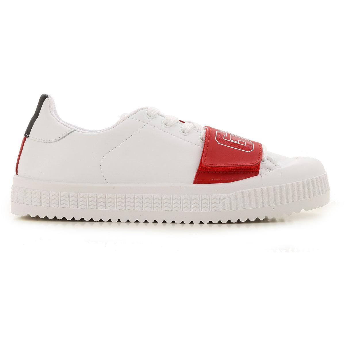 Zapatillas Deportivas de Hombre Gcds de Encaje de color Blanco para hombre