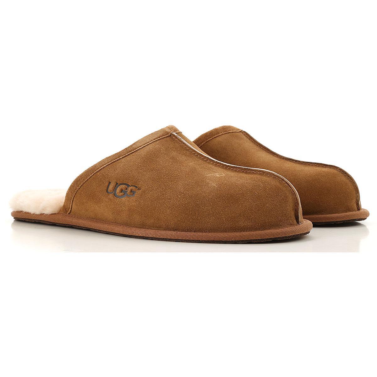 31f80517918 Lyst - Ugg Sandals For Men On Sale in Brown for Men