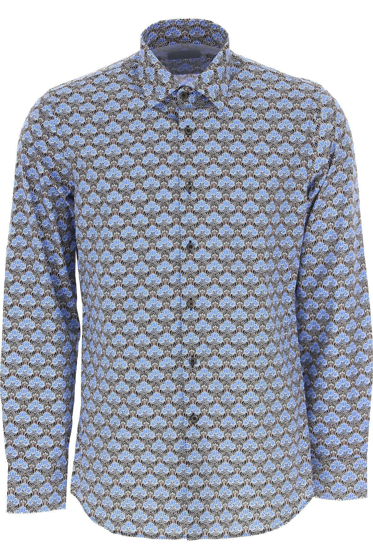 87f722f9fb Lyst - Prada Clothing For Men in Blue for Men