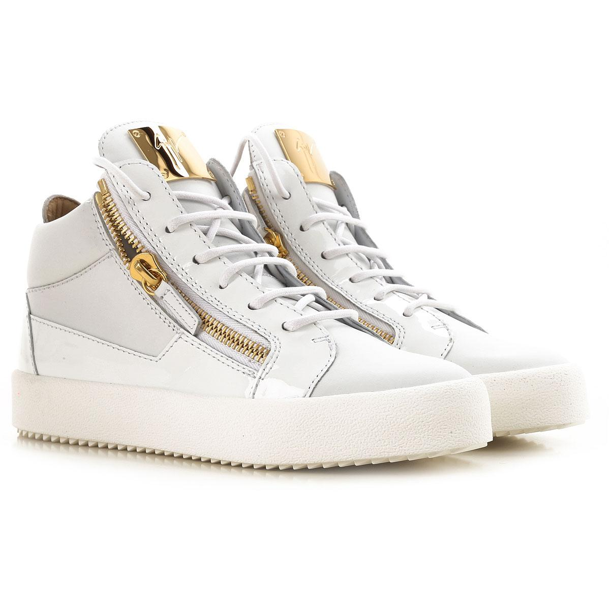 Lyst - Sneaker Femme Pas cher en Soldes Giuseppe Zanotti en coloris ... aa283ad3209b