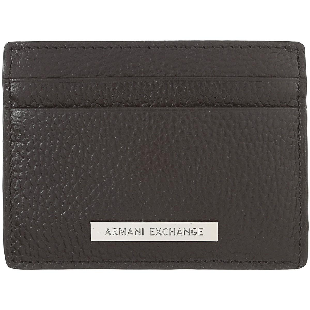7ffe974cd72 Lyst - Armani Jeans Wallets   Accessories For Men in Black for Men