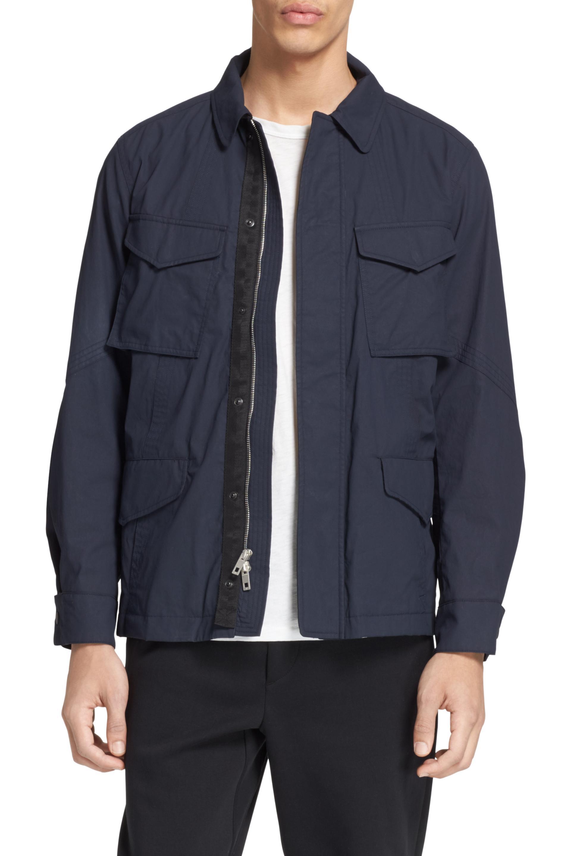 Rag Bone Reinauer Jacket In Blue For Men Lyst