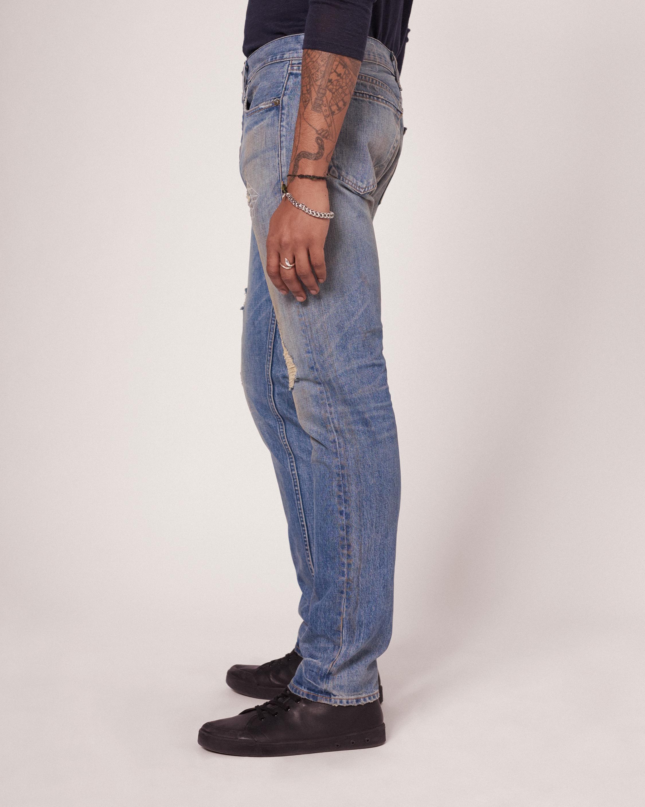 Rag & Bone Denim Fit 3 Classic in Blue for Men