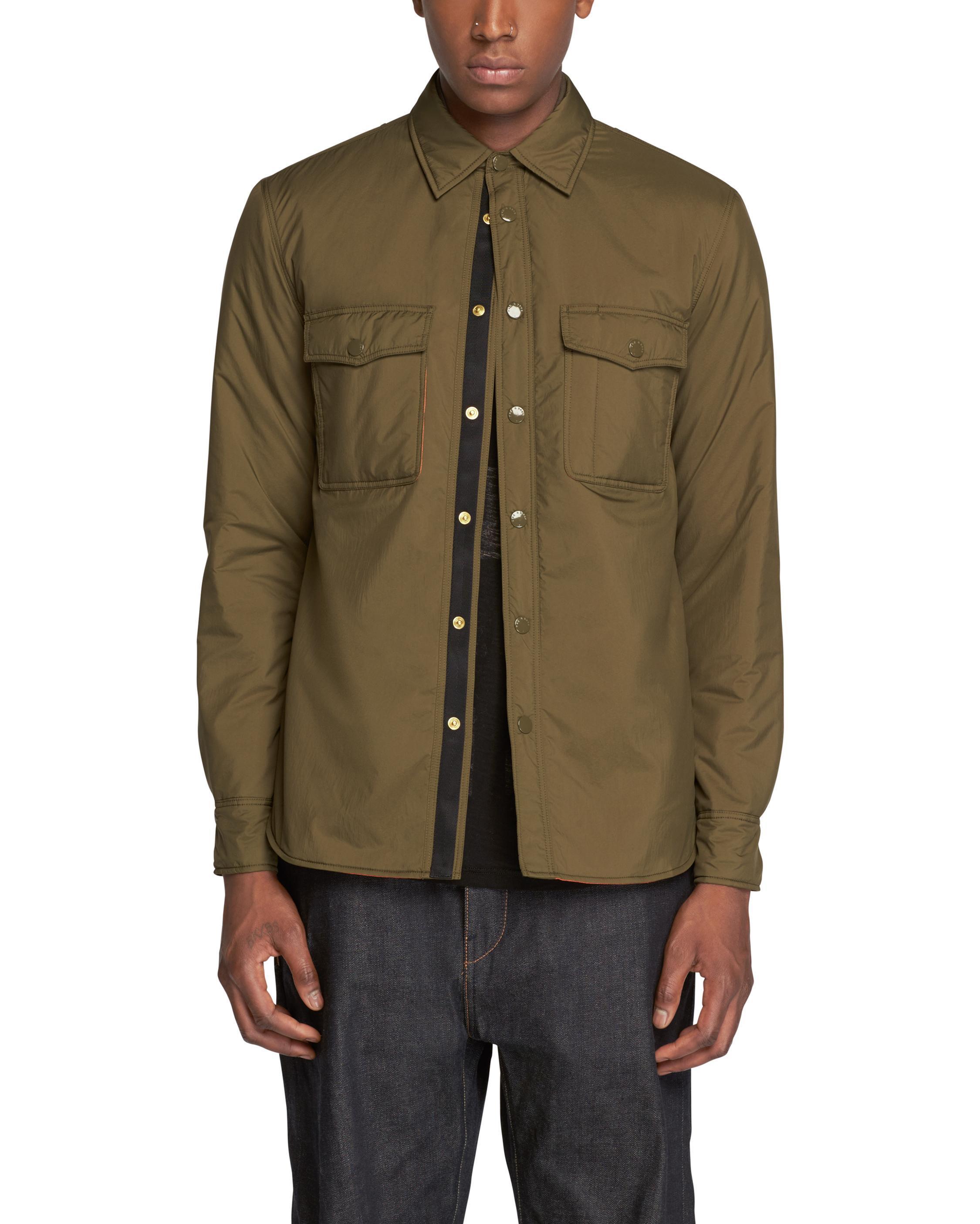 Rag Bone Point Jacket In Green For Men Lyst