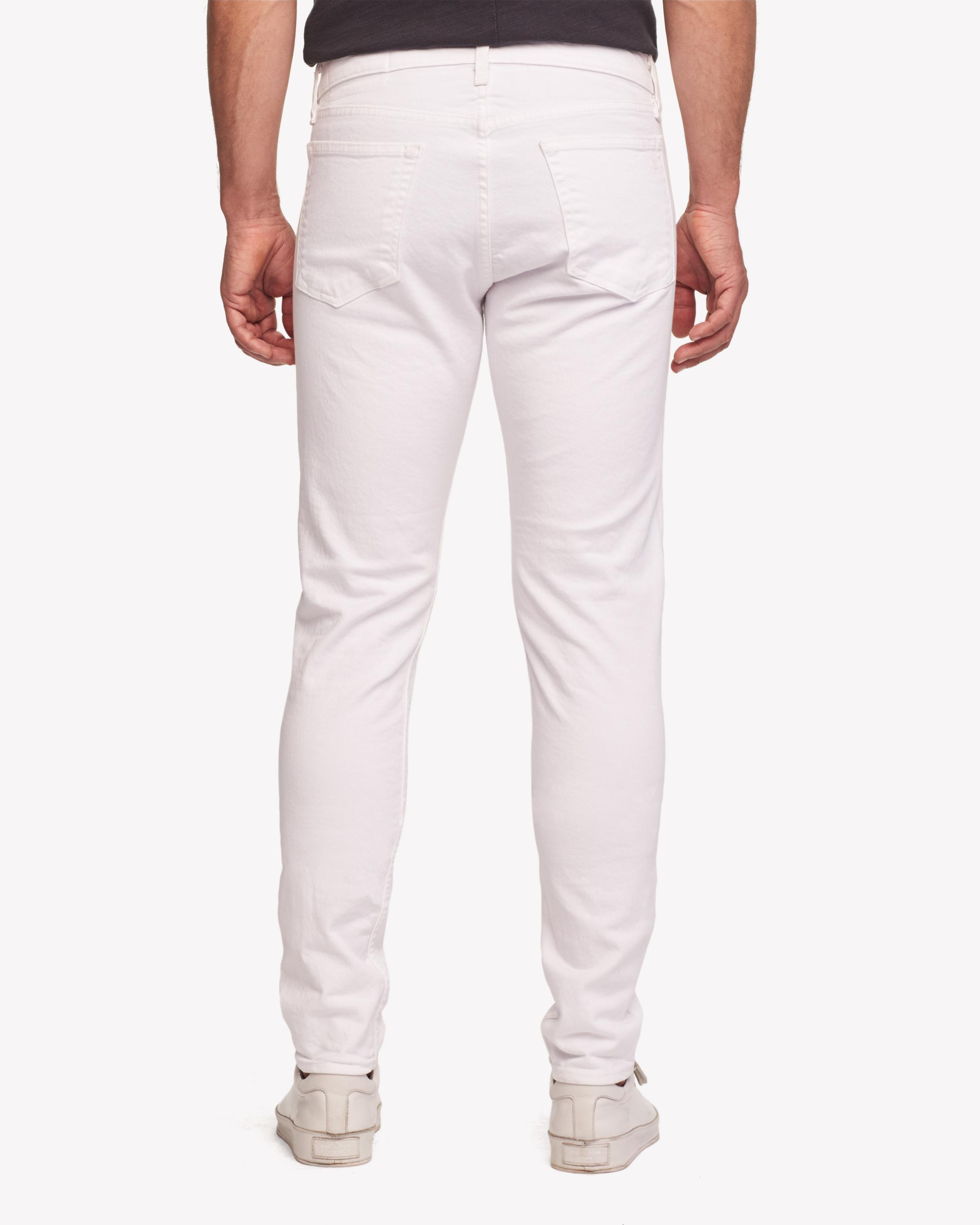 Rag & Bone Cotton Fit 1 In White for Men