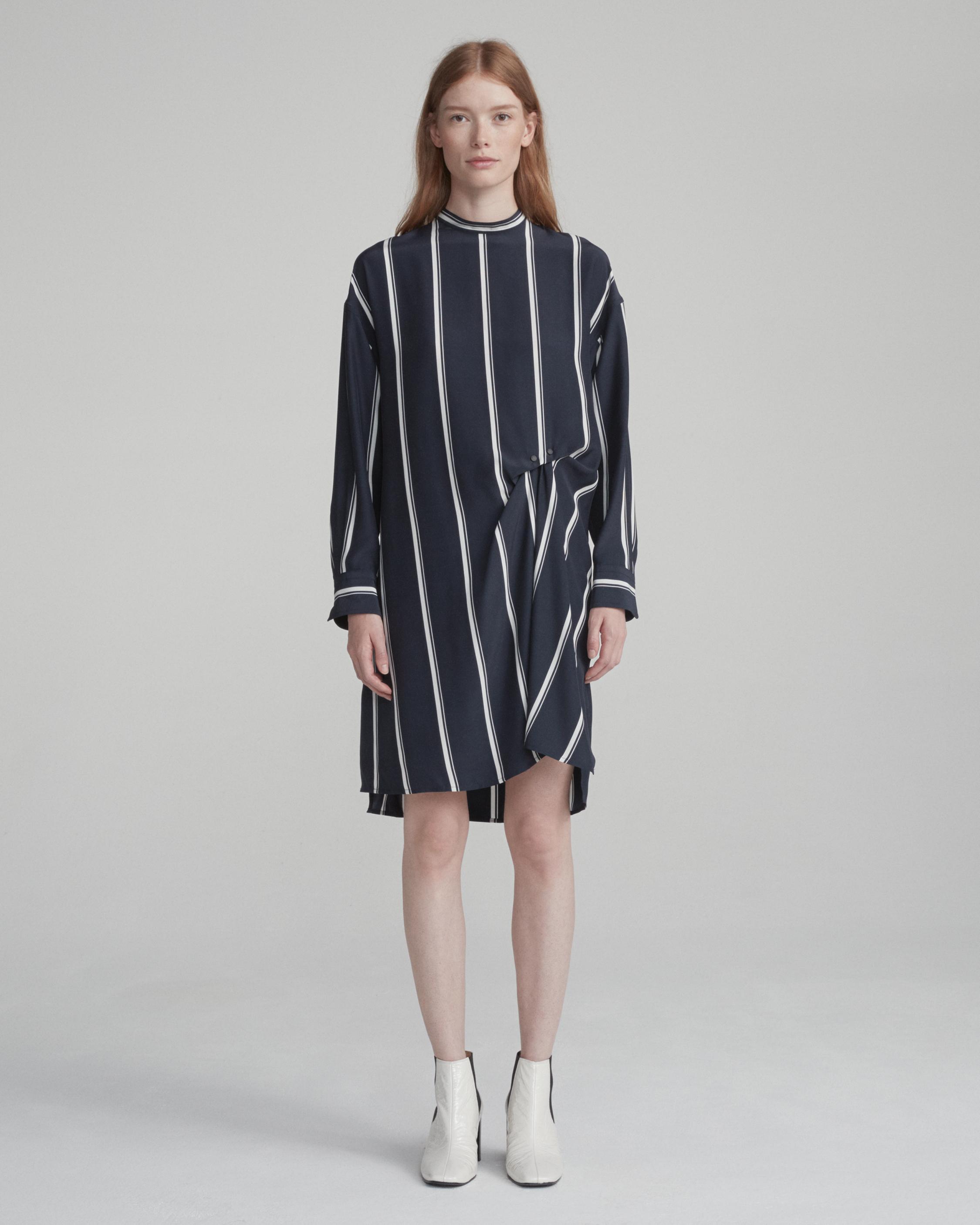 cff874a8b1d Lyst - Rag   Bone Jacklin Dress in Blue - Save 89%