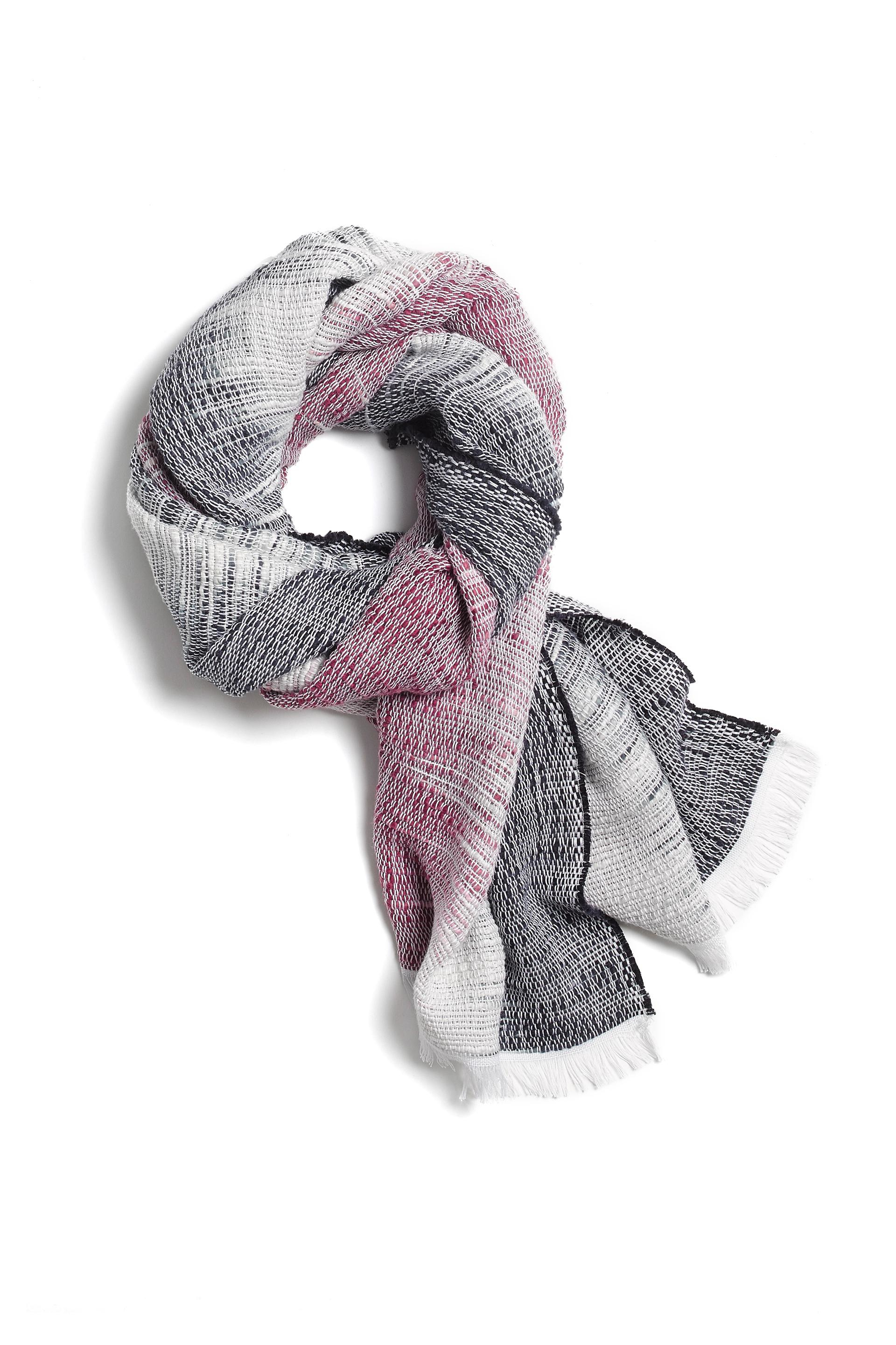 rag bone ombre scarf in blue lyst
