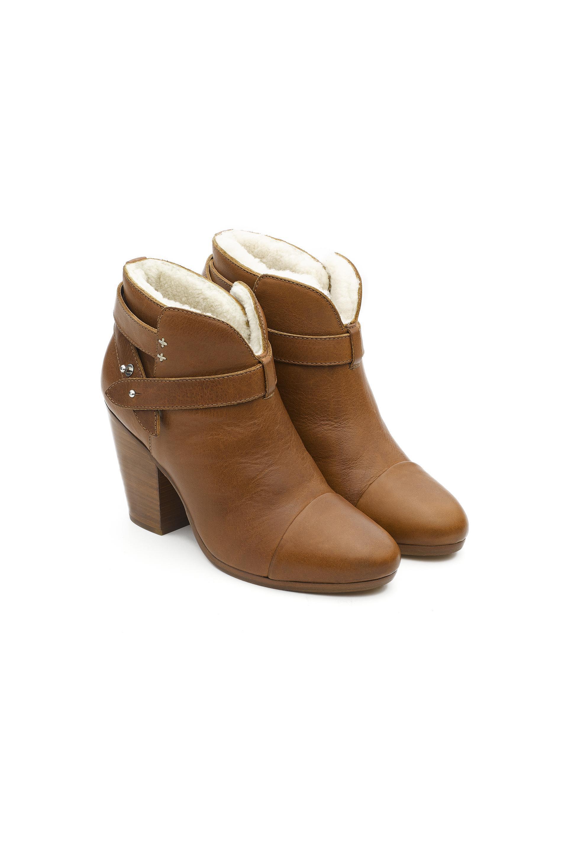 Rag & Bone 'harrow' Leather Boot in Brown