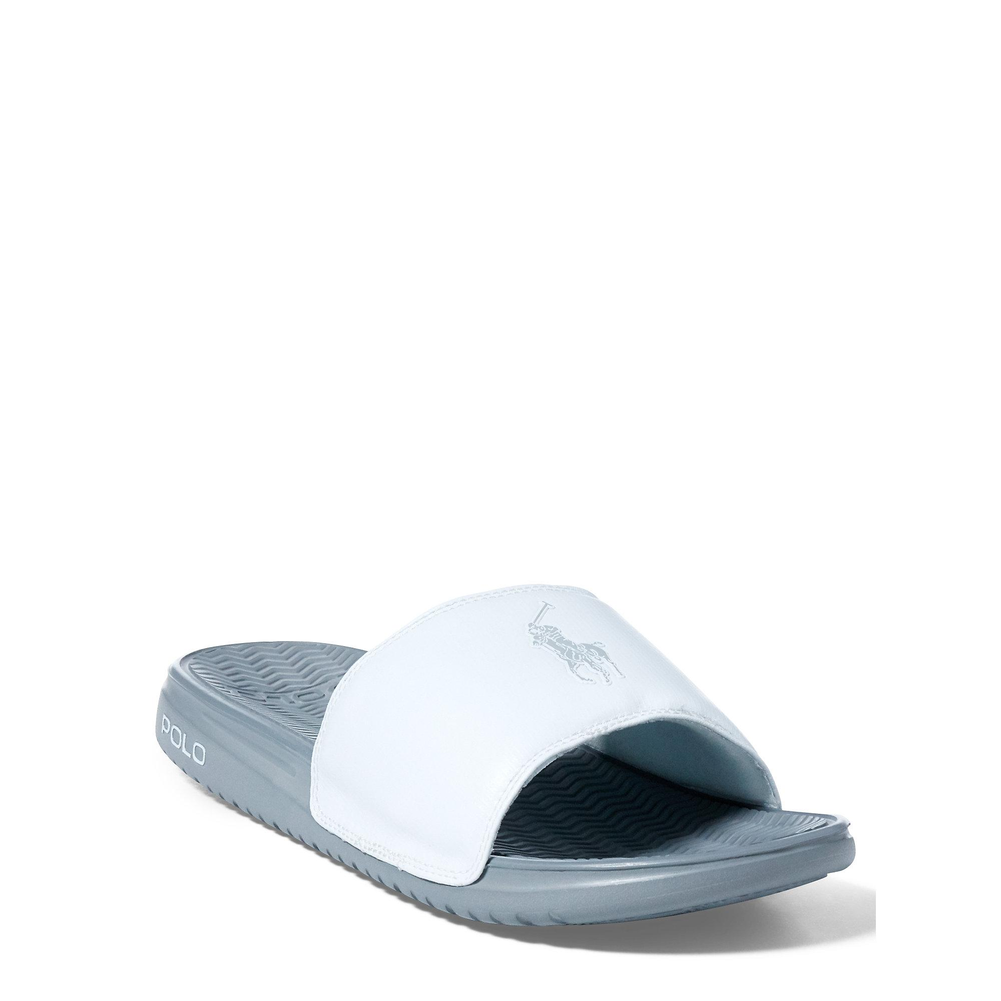 Black And Grey Ralph Lauren Shoes