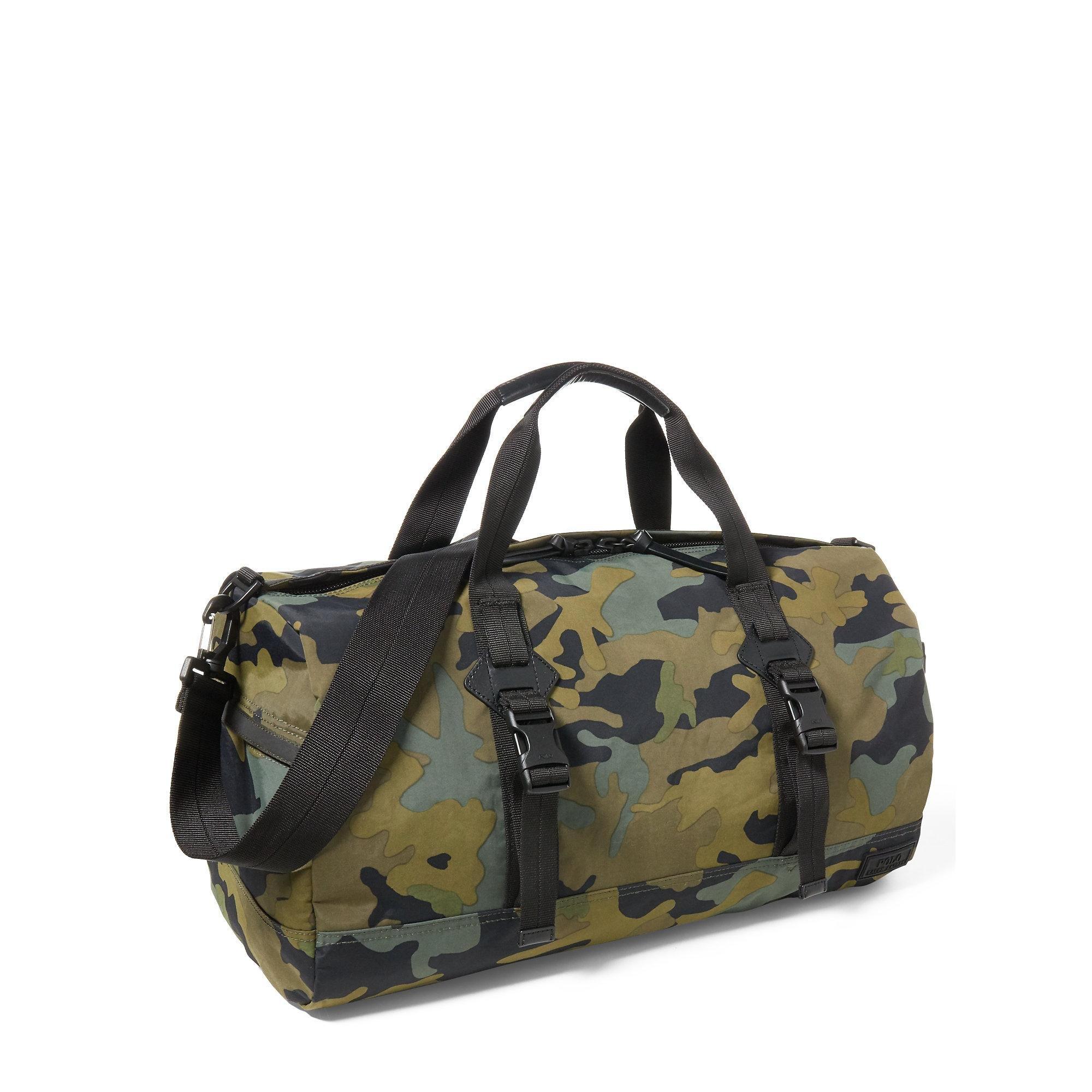 24ffef9ec60 ... switzerland lyst polo ralph lauren nylon city explorer duffel bag for  men 45efe d8484